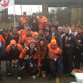 Tailgating Hall of Fame - Bengal Bomb Squad West